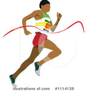 Track And Field Pictures Clip Art